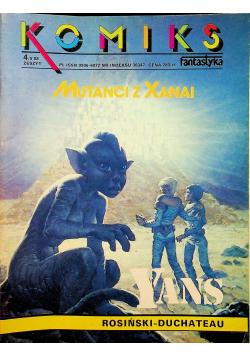 Mutanci z Xanai