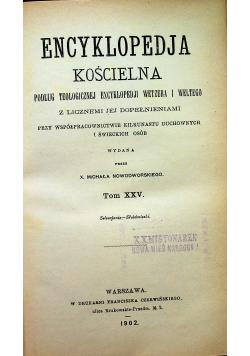 Encyklopedja kościelna 1902r