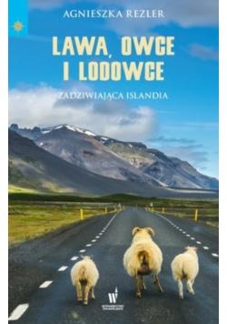 Lawa owce i lodowce Zadziwiająca Islandia