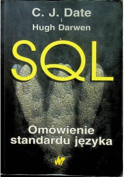 Sql omówienie standardu języka