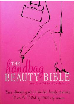 The handbag beauty bible