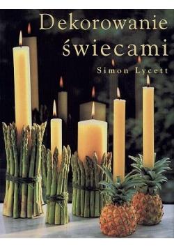 Dekorowanie świecami