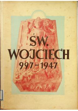 Św Wojciech 997 1947r
