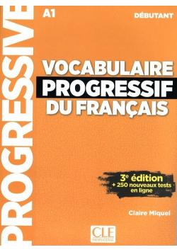 Progressive a1 Vocabulaire progressif du Francais plus