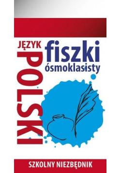 Fiszki 8- klasisty j. Polski 1 w.2020