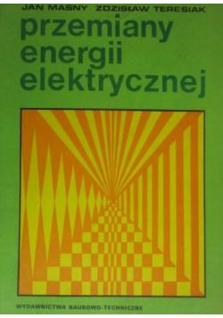 Przemiany energii elektrycznej