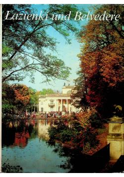 Łazienki und Belvedere