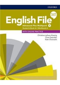 English File 4E Advanced Multipack B + online
