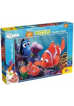 Puzzle dwustronne 24 Nemo