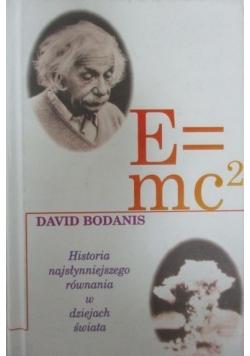 E = mc2 Historia najsłynniejszego równania w dziejach świata