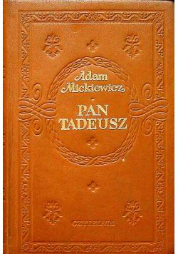 Pan Tadeusz wersja kieszonkowa
