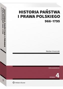 Historia państwa i prawa polskiego (966-1795)