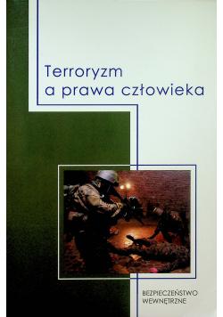Terroryzm a prawa człowieka