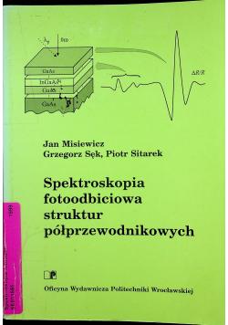 Spektroskopia fotoodbiciowa struktur półprzewodnikowych