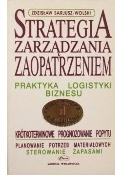 Strategia zarządzania zaopatrzeniem