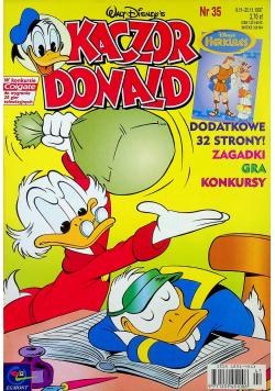Kaczor Donald nr 35