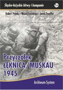 Przyczółek Łęknica/Muskau 1945 TW