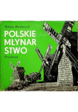 Polskie młynarstwo