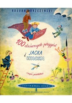 100 dziwnych przygód Jacka i Wacka część 1