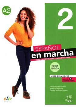 Nuevo Espanol en marcha 2 Zeszyt ćwiczeń