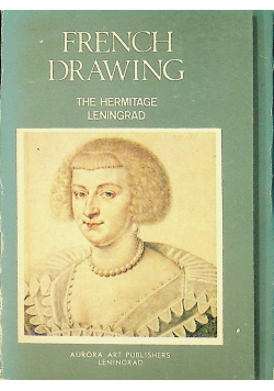 French drawing The Hermitage Leningrad