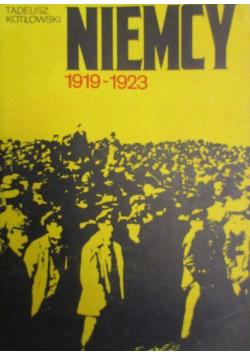 Niemcy 1919 1923