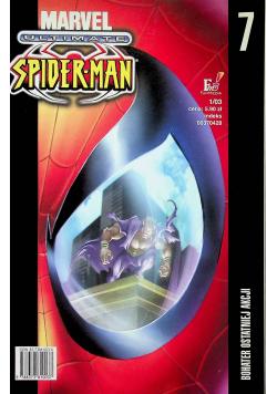 Marvel ultimate Spiderman nr 7