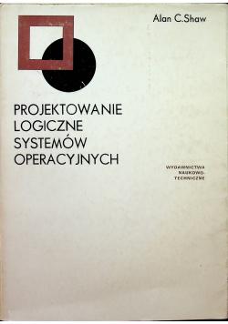 Projektowanie logiczne systemów operacyjnych