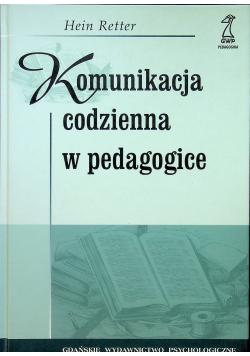 Komunikacja codzienna w pedagogice
