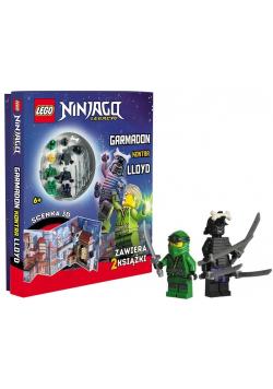 LEGO(R) NINJAGO(R) Garmadon kontra Lloyd