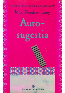 Autosugestia