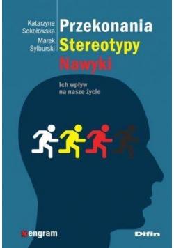 Przekonania, stereotypy, nawyki