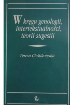 W kręgu genologii intertekstualności teorii sugestii