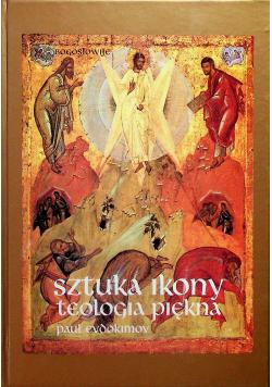 Sztuka ikony Teologia piękna