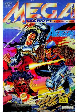 Mega Marvel Avengers Nr 2