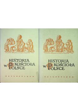 Historia Kościoła w Polsce 2 tomy