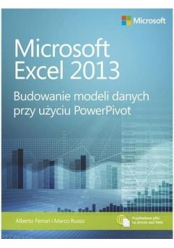 Microsoft Excel 2013: Budowanie modeli danych ...