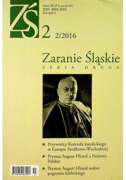 Zaranie śląskie Rocznik 2