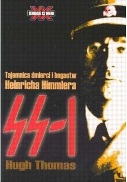 Tajemnica śmierci i bogactw Heinricha Himmlera
