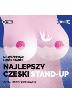Najlepszy czeski STAND-UP audiobook