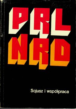 PRL NRD Sojusz i współpraca