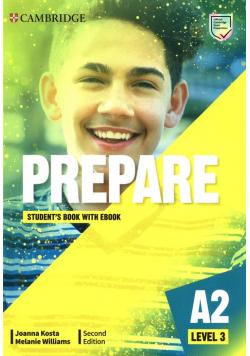 Prepare Level 3 Student's Book with eBook