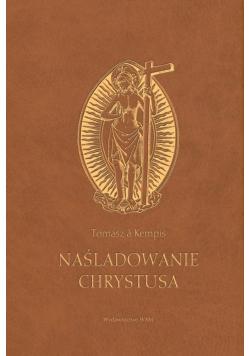 Naśladowanie Chrystusa w.2 (brązowy)