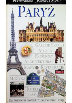 Przewodniki Wiedzy i Życia Paryż