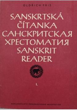 Sanskrtska Citanka Tom I
