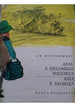 Ania z zielonego wzgórza Ania z Avonlea