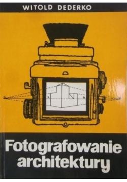 Fotografowanie architektury