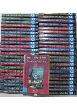 Saga o Ludziach Lodu 47 Tomów
