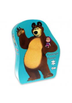 Puzzle dla dzieci Masza i Niedźwiedź 24 el.