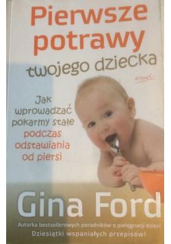 Pierwsze potrawy twojego dziecka